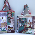 Yesterday's Memories Shopping Totes, Bags