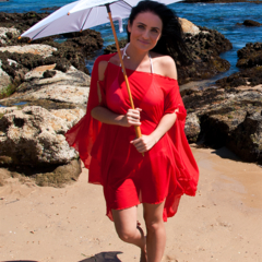 Mesh cover up, kaftan, Perfect for beach, cruise, resort, holiday wear