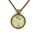 The Yellow Dandelion | birthday gift for a special friend |DL007
