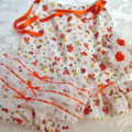 "Size 6 - 12 months- ""Vintage Bouquet"" Dress, Pants and Shoes"