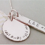 Fig Necklace {personalised by you}