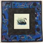 Australiana table centre - Black Swan
