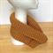 Neck warmer /Cowl, Adult, Teen, Child Hand-Knit, Wool,  Gold Mustard