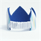 Fabric Crown - Feather  Crown - Boys birthday Crown - Boho Crown