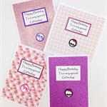Happy Birthday Card, Monster High, My Little Pony, Girl, Child, Kids