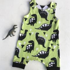 Dinosaur baby toddler romper