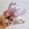 Lilac Toadstool - Tooth Fairy pillow 100% pure wool felt, Perth Australia