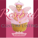 Reserved Listing for Tanika