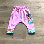 Harem Pocket Pants - your choice of fabric & size