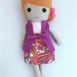 Koko & Joey doll, clothdoll