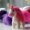 Beginner Unicorn Needle Felting Kit - set of 3 - plus extra supplies