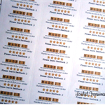 Stickers Madeit Review Feedback labels for Customer Orders Packaging
