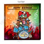 Rock 'n' Roll Drummer
