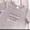 #Toddlerlife Grey Marle T-shirt Size 3 *FREE POSTAGE*