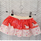 Horse skirt - twirly skirt with cute pony print - sz 2-4 approx