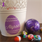 Personalised Easter Vinyl Label - choose your design & colour