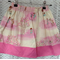 Horse skirt - skirt with cute pony print - sz 8-10 approx