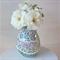 Beach Inspired  Mosaic Vase