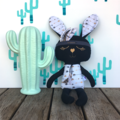 OOAK Tribal Easter Bunny: 2 of 12 from our Limited Edition Easter Collection