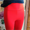 Stretch Cotton Pants Red or Grey any size pants shorts yoga pj lounge girl women