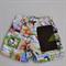 Boys Shorts in light weight cotton Drill Cartoon fox boy girl colourful 5-6