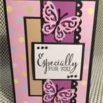 Handmade card for any occasions