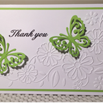 Thank you cards pick the colour you love !