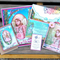 FAIRY BIRTHDAY KIT - Personalized Envelope, Fairy Story, Fairy Key, Card & More