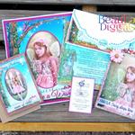 FAIRY BIRTHDAY KIT - Personalized Envelope, Fairy Story, Fairy Key, Card & More