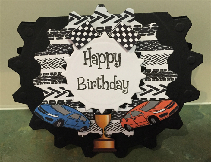 Birthday Card For Car Lovers
