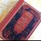 Charles Dickens handbag - A Christmas Carol - Bag made from a book