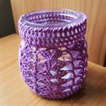 Tea Light Candle Jar