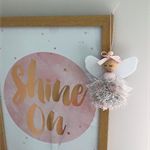 Pom Pom Fairy - Kids Decor