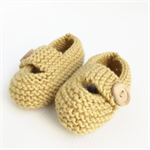 Betty Booties - baby booties, baby shoes