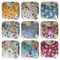 3 BIBS $15.00 - Feeding or Bandanna - CRAZY SPECIAL! Easter