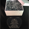 Engraved acrylic heart Mothers Day gift