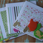 Make a Card Kit for Children's Parties ~ Great for Goodies Bags