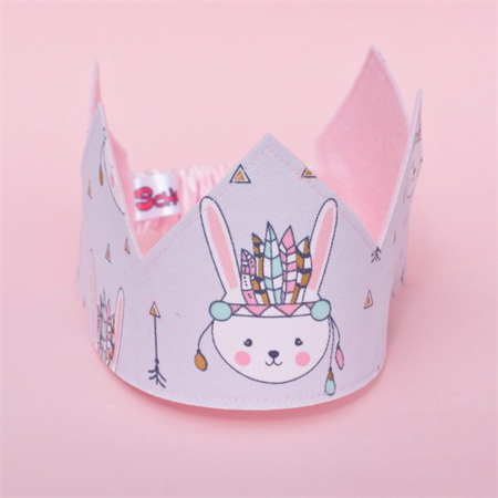 Easter Crown - Kids Easter Gift - Easter hat - Easter Bunny - Easter outfit
