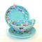 Tea Cup & Saucer Basket