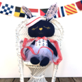 OOAK Sailor Bunny from our Limited Edition Collection