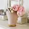 Flower crown, Pink peony flower crown, Wedding flower crown