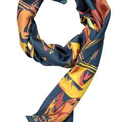 100% twill scarf item# 80312_1