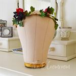 Flower crown, Ranunculus and berry flower crown, Bridal crown.