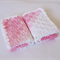 100% Cotton Baby Washers - 2 pack