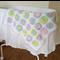 Pastel Motifs Baby Blanket