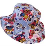 Toddler Hat ~ Minions ~ 50cm - Wide Brim