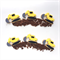 Yellow Digger Cookies