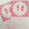 1 x set of 12 invitations