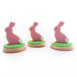 3D Bunny Cookies