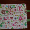 Library Bag - Woodland - FREE POSTAGE!!